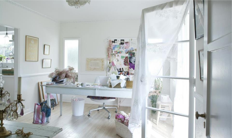 Atelier branco