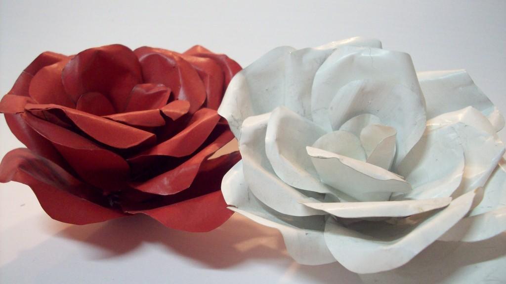 Flores de lata, Detalhes magicos, Malu