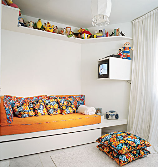 almofadas de chita