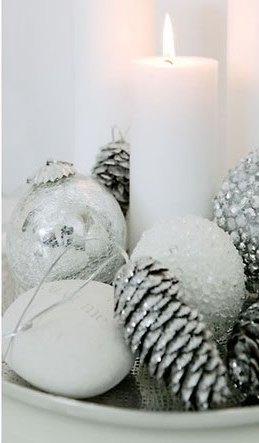 Arranjos e enfeites de Natal, blog detalhes magicos