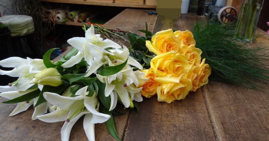 Flores para a virada, blog detalhes magicos