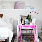 A cor rosa no blog detalhes magicos