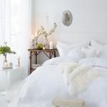 Inspiradores quartos brancos no blog detalhes magicos