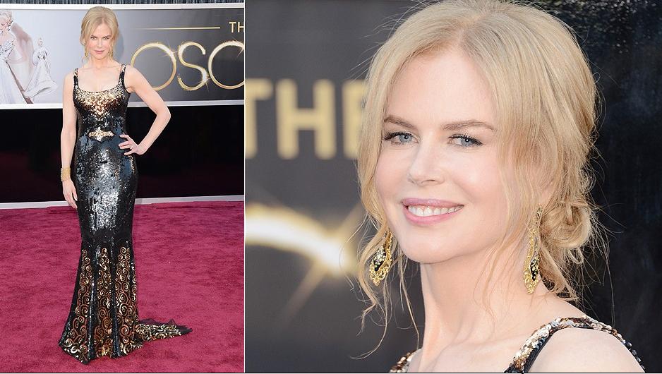 Nicole Kidman no blog detalhes magicos