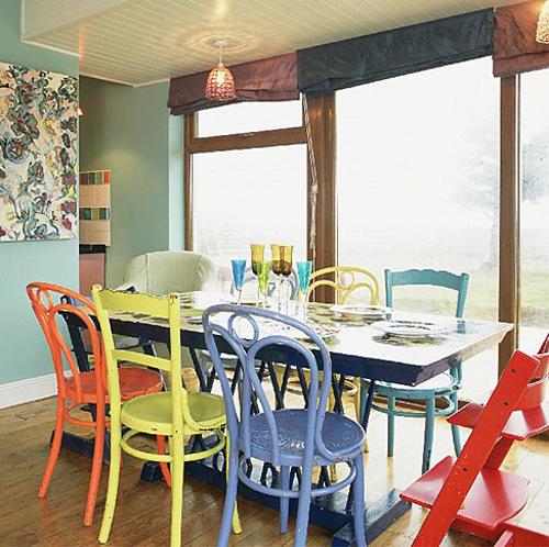 cadeiras coloridas, blog detalhes magicos