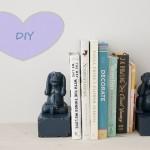 Apoio para livros, blog detalhes magicos