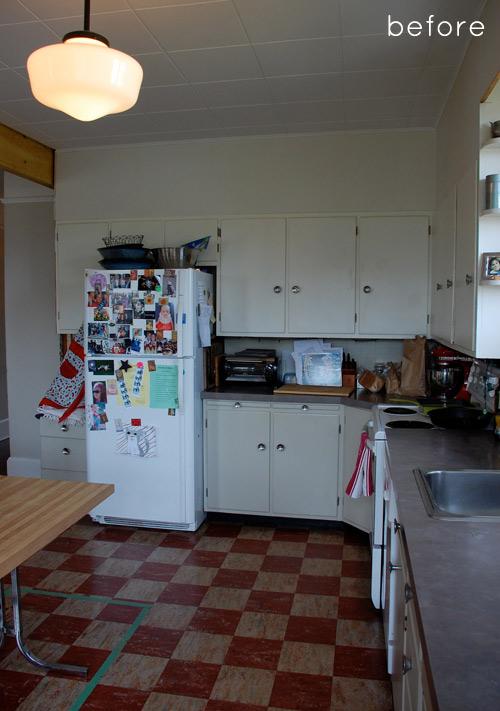 Cozinhas integradas e antes e depois no blog detalhes magicos