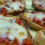 Bruschettas deliciosas no blog detalhes magicos