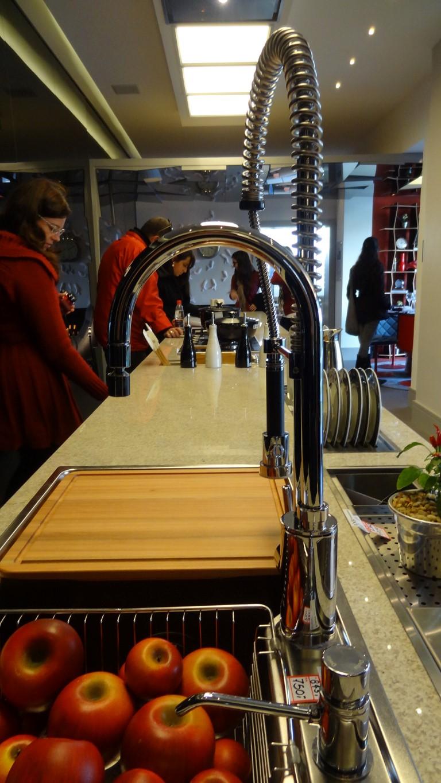 Cozinha Gourmet Casa Cor 2013 no blog Detalhes Magicos