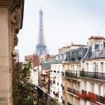 Apartamento em Paris, no blog Detalhes Magicos