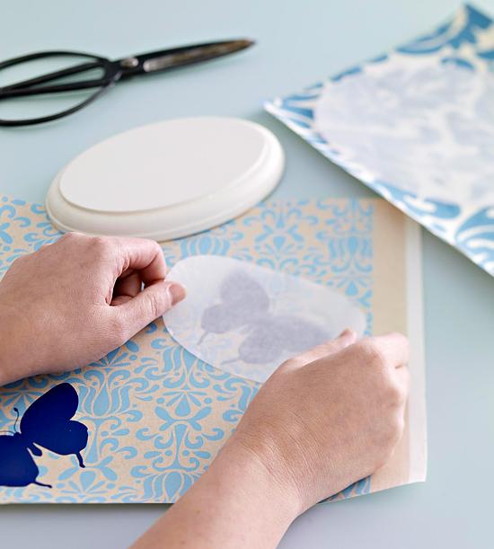 O que fazer com as sobras de papel de parede, blog Detalhes Magicos