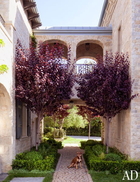 Casa de Gisele Bundchen no blog Detalhes Magicos