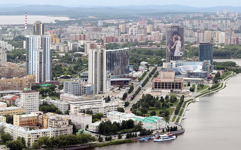 Apartamento em Ekatinburg, Russia no blog Detalhes Magicos