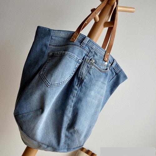 Reaproveitando os jeans, blog Detalhes Magicos