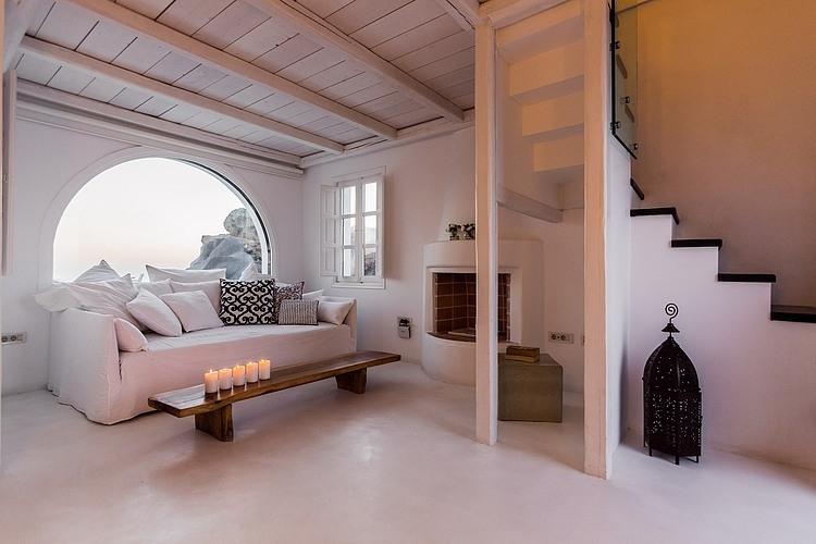 Morar em Santorini, blog Detalhes Magicos borda