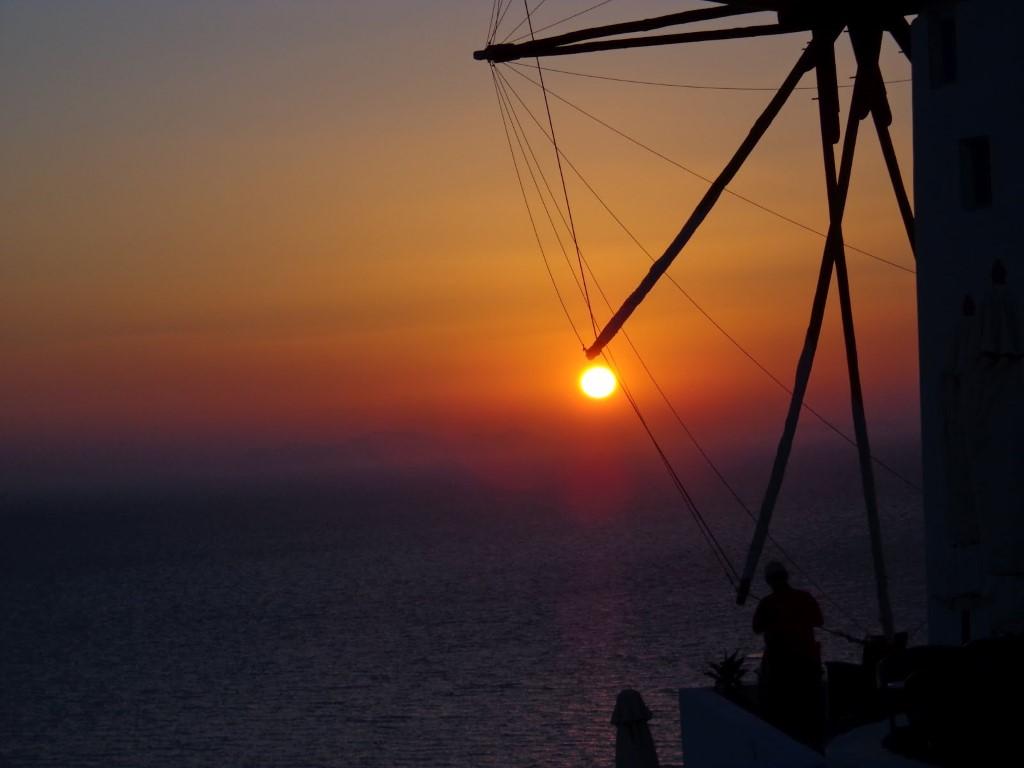 Ferias em Santorini no blog Detalhes Magicos
