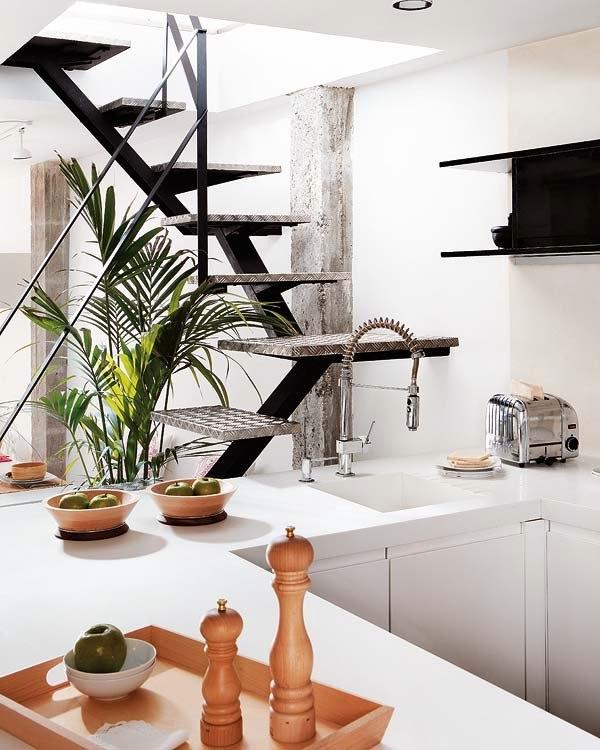 Apartamento em Madri no blog Detalhes Magicos