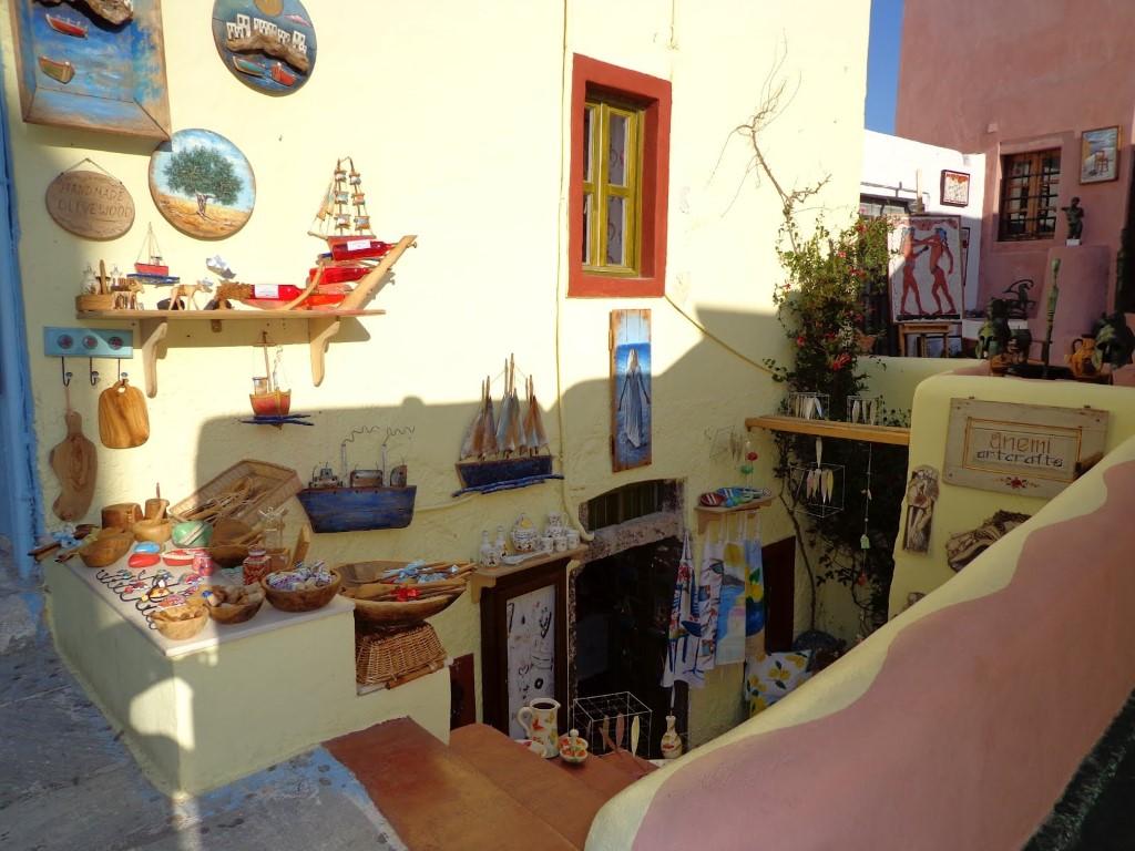 Santorini Ferias em Santorini no blog Detalhes Magicos