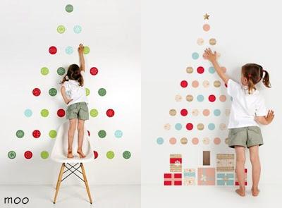 Escolhendo a árvore de Natal no blog Detalhes Magicos