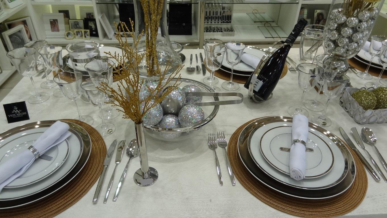 Mesa de Natal e Ano Novo no blog Detalhes Magicos