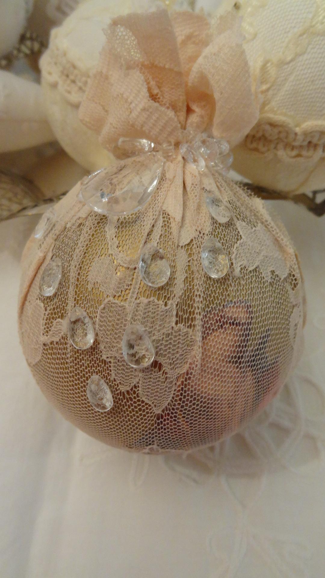 Bolas de Natal, no blog Detalhes Magicos