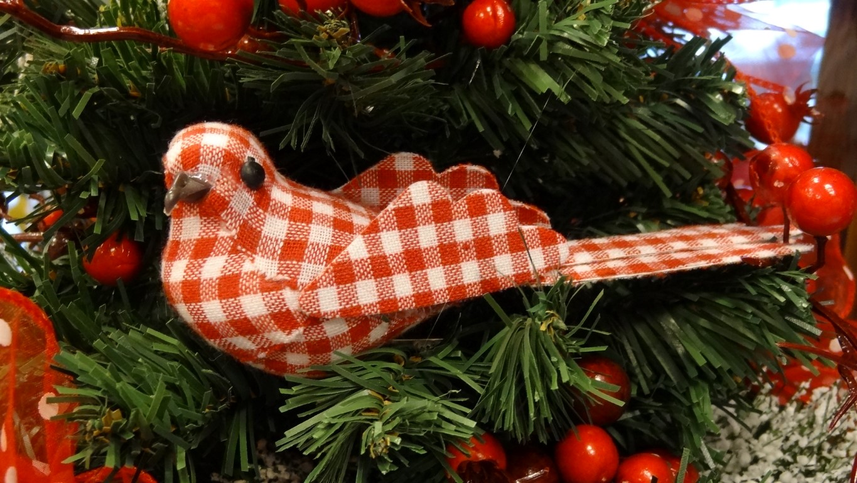 Passaros no Natal, blog Detalhes Magicos
