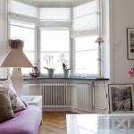 Apartamento quarto e sala no blog Detalhes Magicos