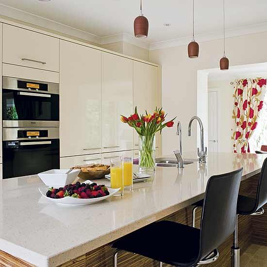 Cozinhas com ilha detalhes m gicos - Ideas para disenar una cocina ...