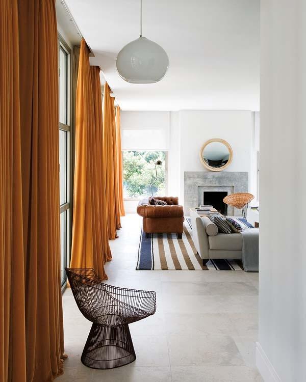 Casa em Madri, no blog Detalhes Magicos