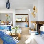 Casa de verão em Ibiza no blog Detalhes Magicos
