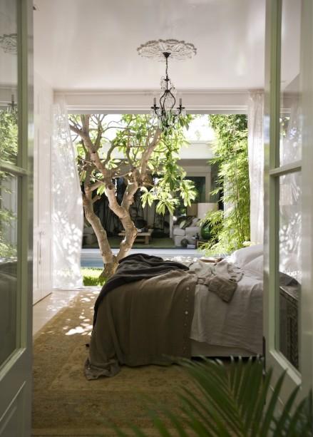 Casa da artista plastica Marcella Kaspar no blog Detalhes Magicos