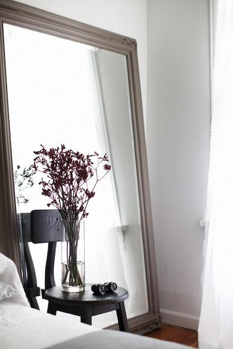 Espelhos no quarto, blog Detalhes magicos