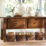 Organizar com cestos no blog Detalhes Magicos