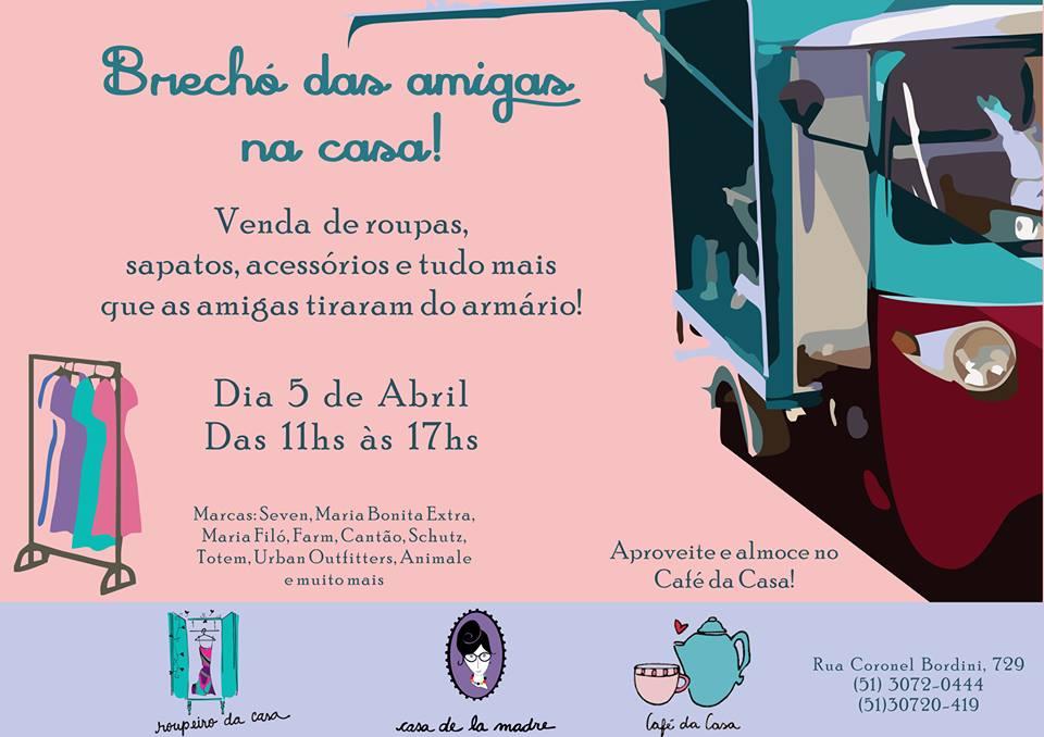 Casa de la Madre, Bistro, roupeiro, café e brecho, no blog Detalhes Magicos