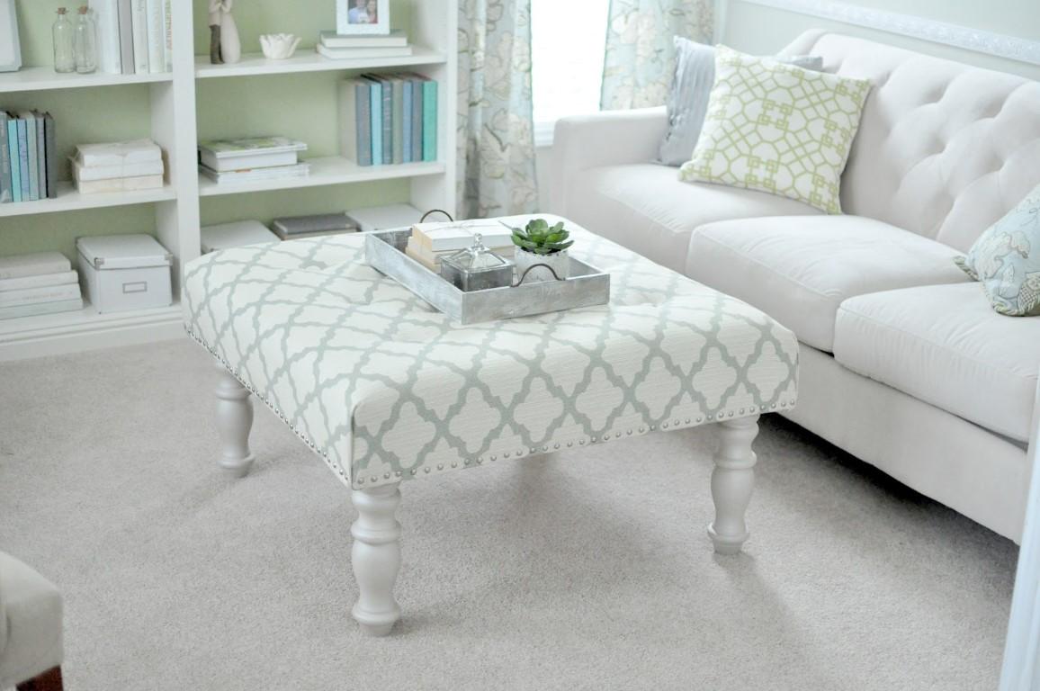 DIY Transformar mesa em banco no blog Detalhes Magicos