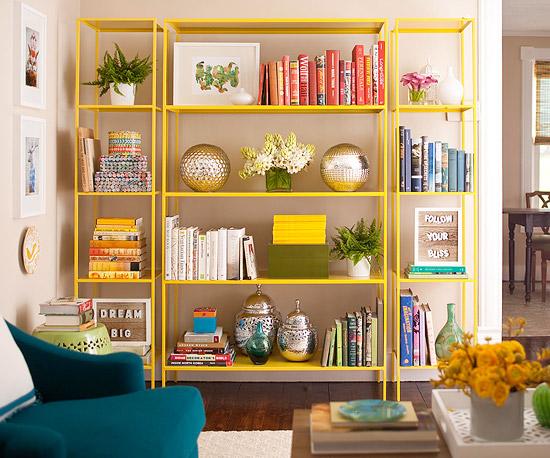 DIY com amarelo no blog Detalhes Magicos