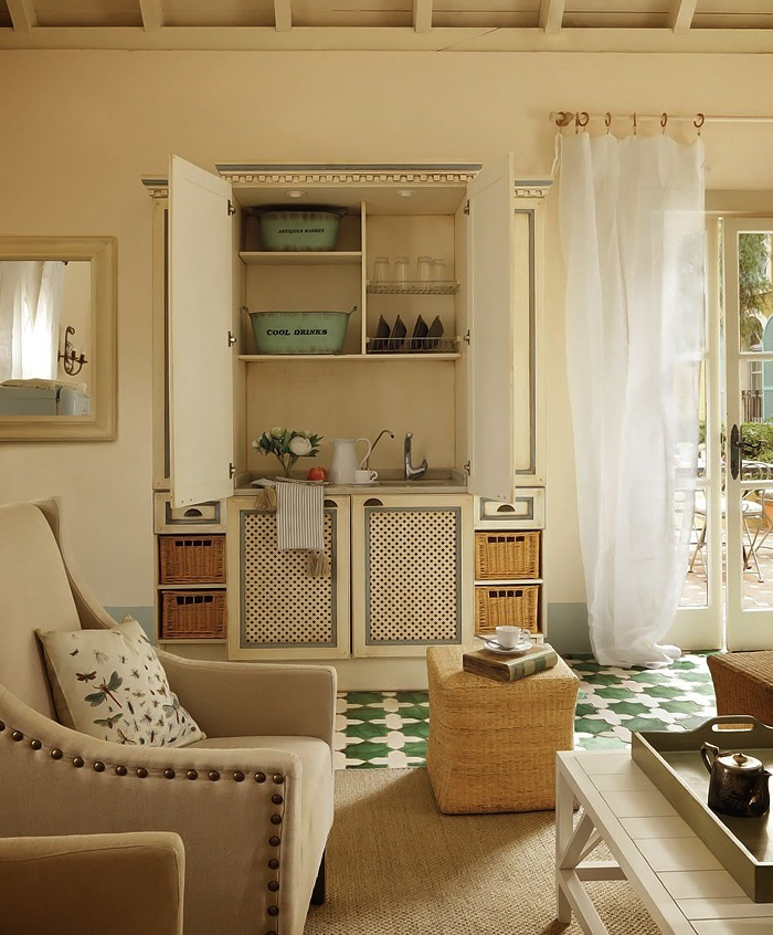 Casa em Marbella no blog Detalhes Magicos