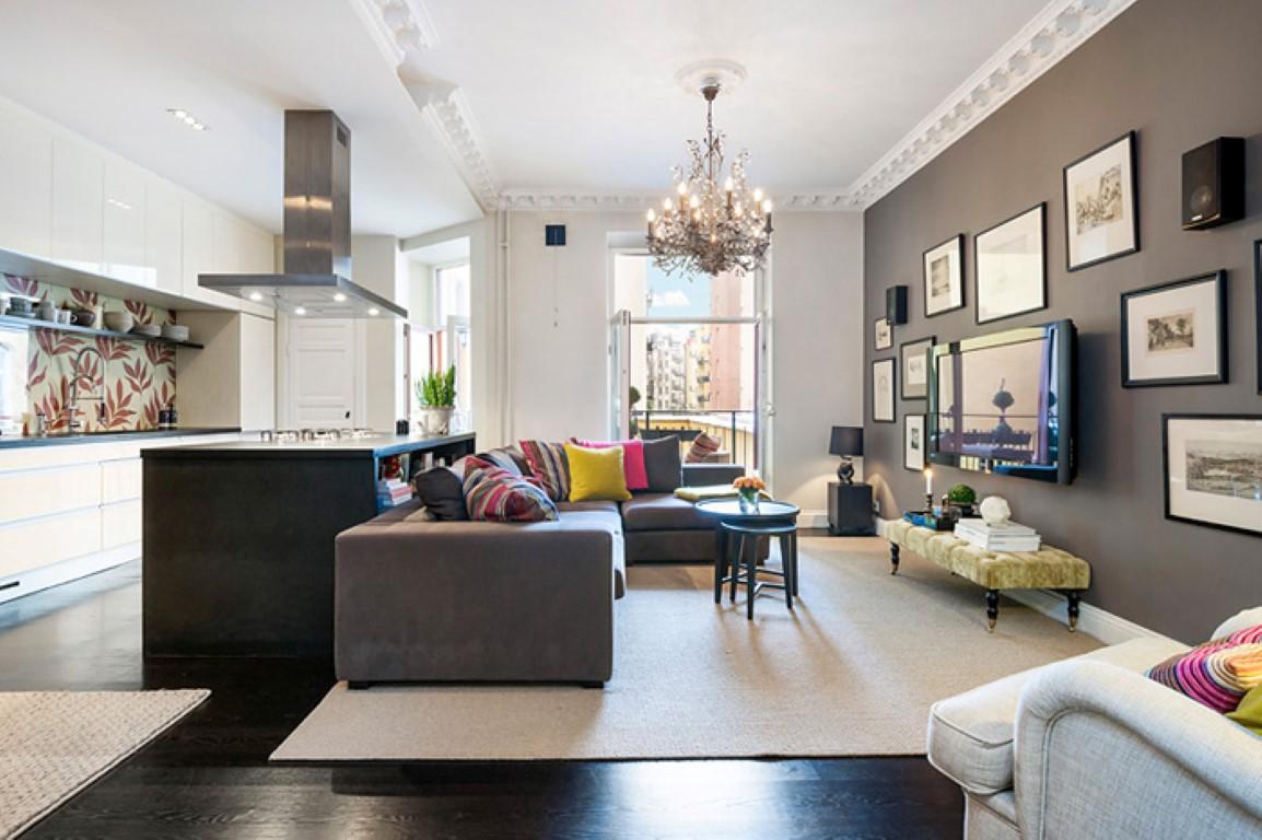 Urbano e elegante detalhes m gicos for Departamentos pequenos de lujo