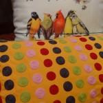 Almofadas da Casa de La Madre no blog Detalhes Magicos