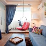 Pequeno apartamento em Detalhes Magicos