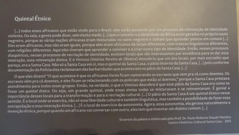Exposição Santa Casa de Porto Alegre no blog Detalhes Magicos