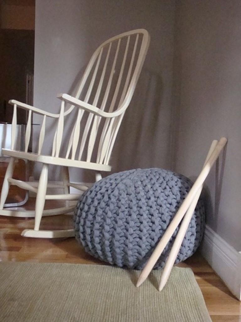 Tricotando no blog Detalhes Magicos