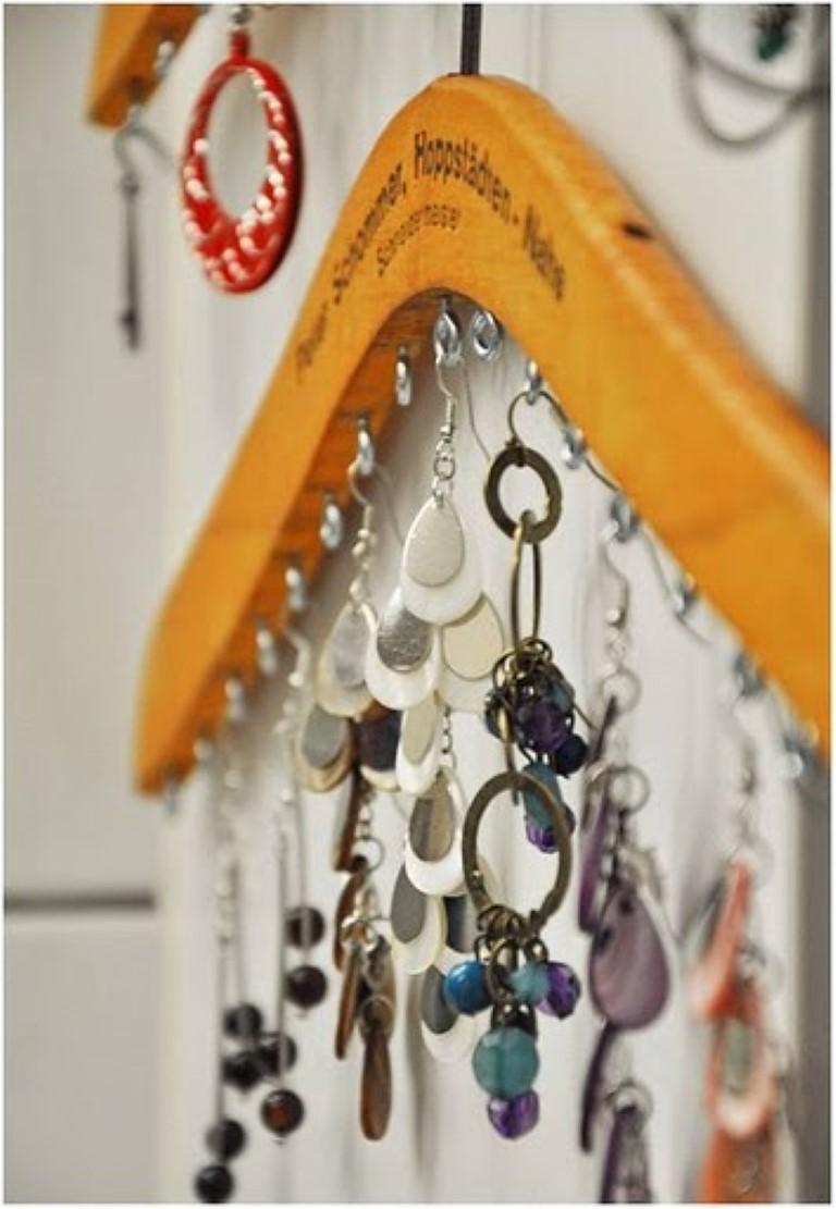 Organizar bijouterias no blog Detalhes Magicos