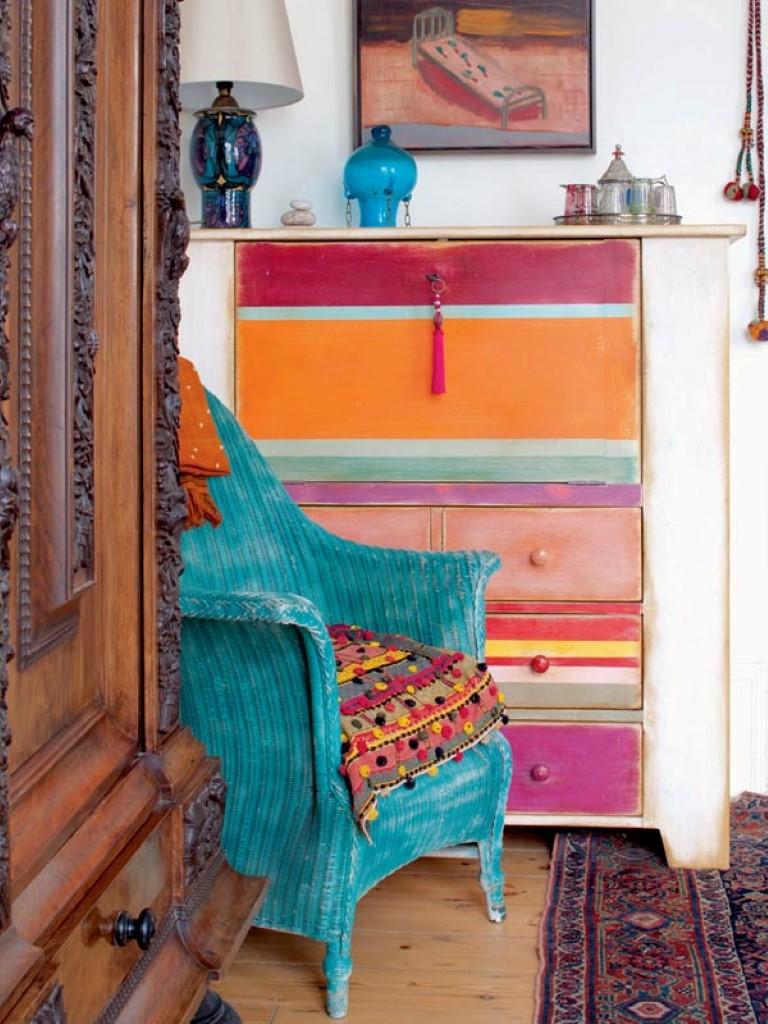 Inspiração indiana no blog Detalhes Magicos