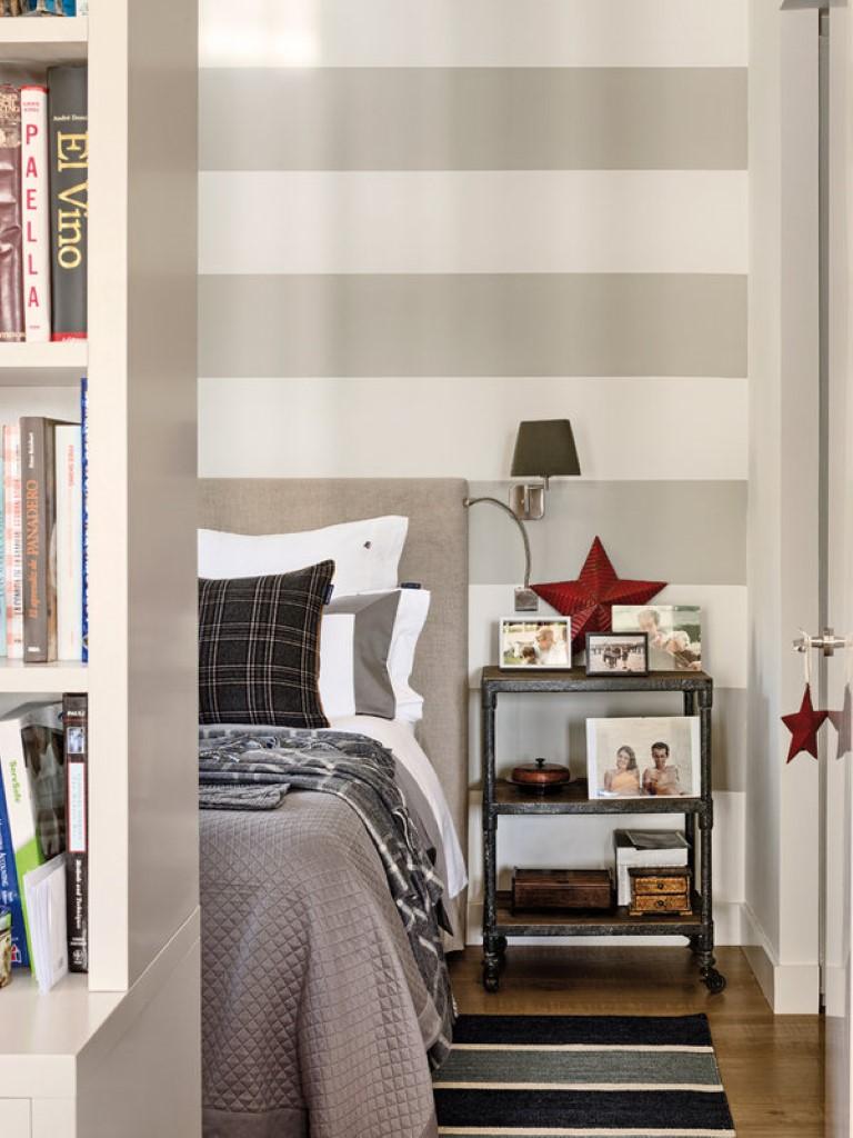 Pequeno e estiloso apartamento no blog Detalhes Magicos