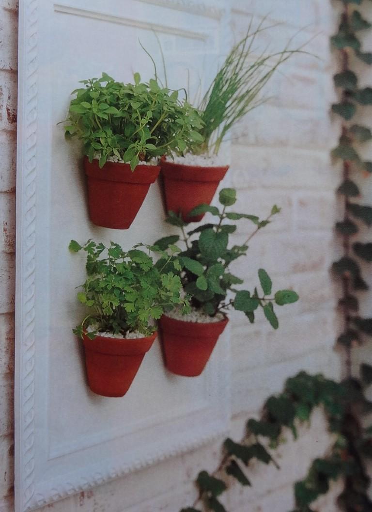 Jardim vertical no blog Detalhes Magicos
