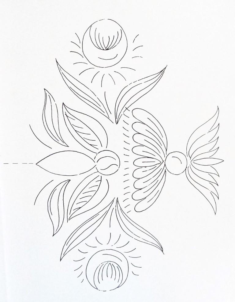 Pintura de fim de semana no blog Detalhes Magicos