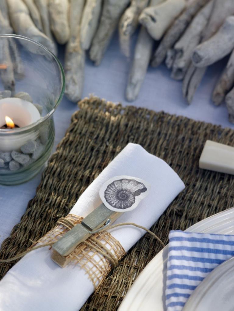 Mesa de verão no blog Detalhes Magicos