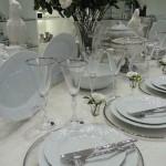 Mesa branca no blog Detalhes Magicos