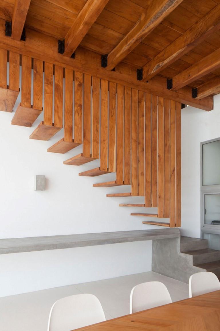 Casa em El Salvador, no blog Detalhes Magicos